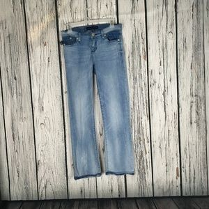 Rock & Republic Kasandra Boot Cut Jeans Size 4